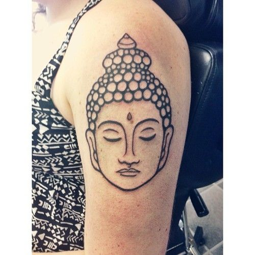 500x500 Buddha Tattoo Designs That Simply Get It Right