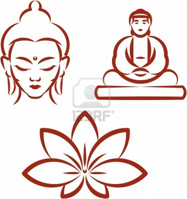 377x400 Simple Diff Buddha Ink Buddha, Tattoo And Buddhism