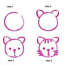 220x220 How To Draw Kitty Cat
