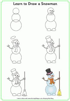 236x339 Learn To Draw Christmas