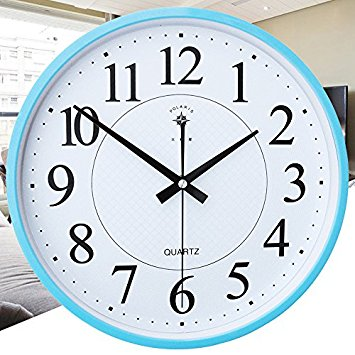 355x355 Didadi Wall Clock Minimalist Wall Clock Drawing Quartz Clock