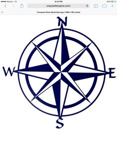 236x314 Nautical Compass Pattern How To Draw A Compass, Compass Rose