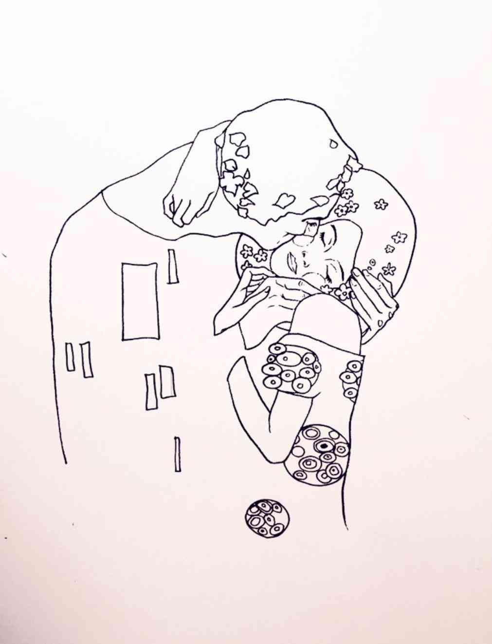 Rose Drawn Elis Dlugopisyreklamowe Co