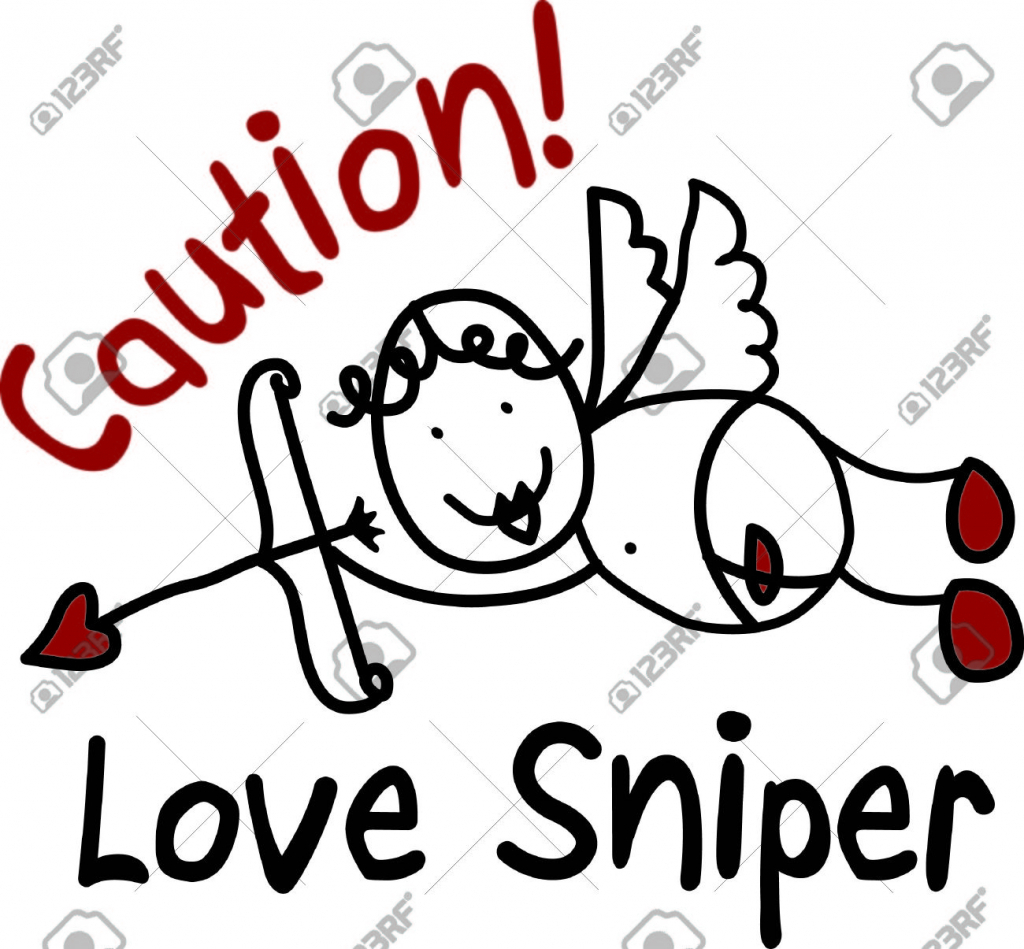 1024x949 Cute Simple Drawings Of Love We Are In Love With This Cute Cupid