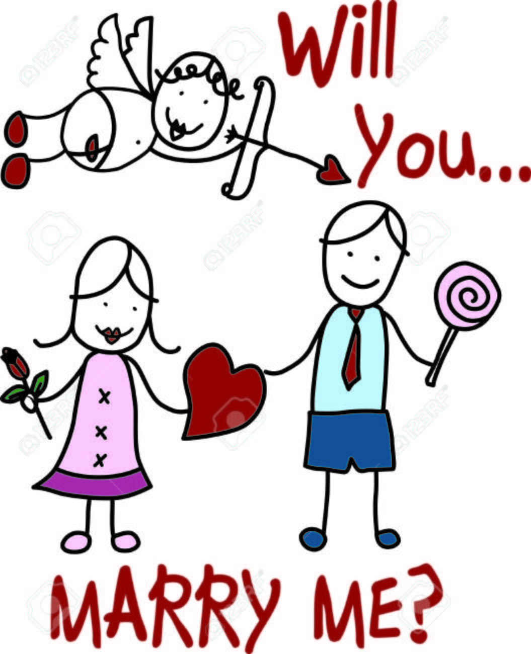 1055x1300 We Are In Love With This Cute Cupid The Simple Line Drawing Brings