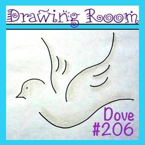 288x288 Dove Drawing Creative Bible Journaling Creative Bible