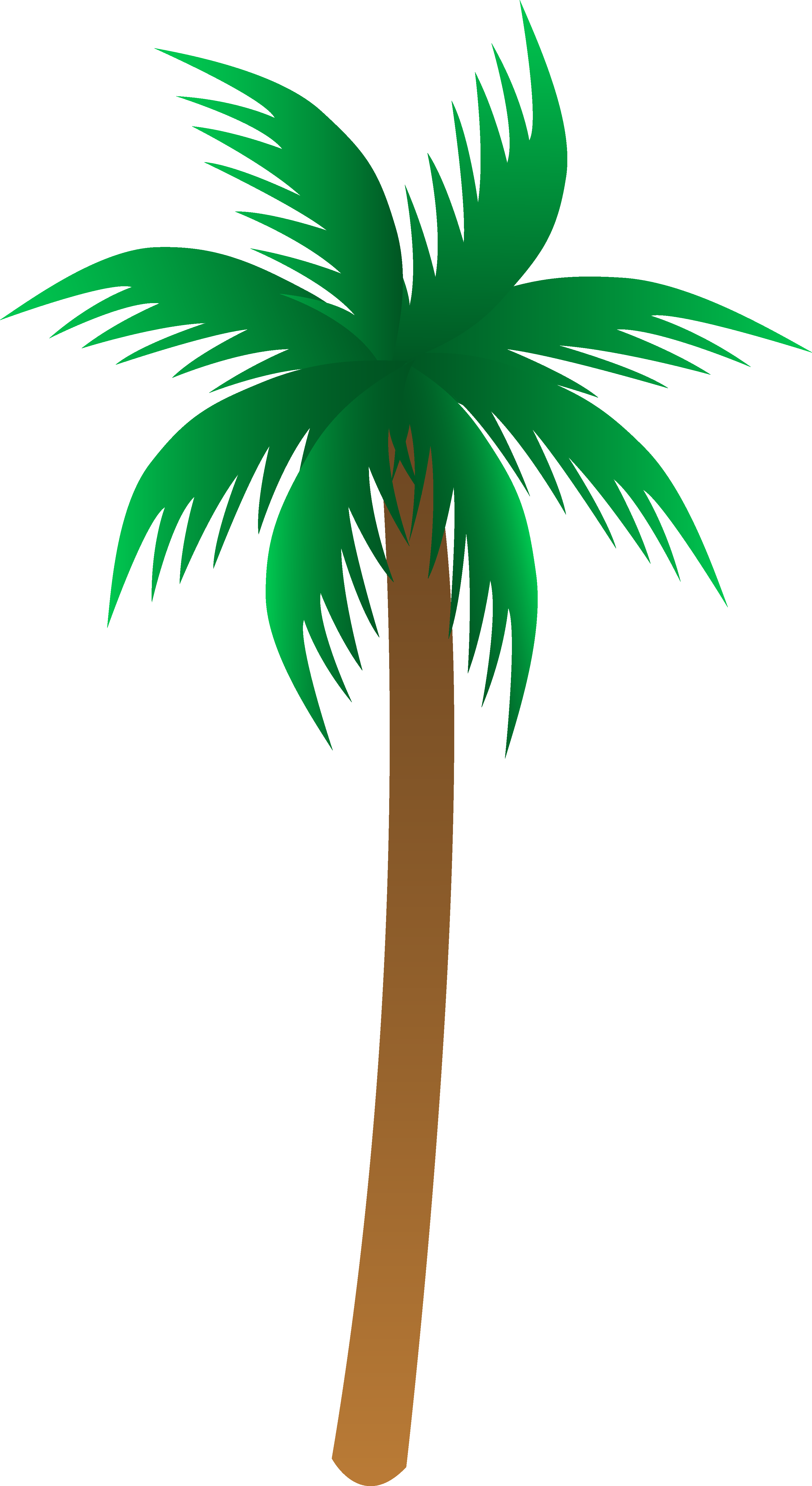 Simple Drawing Of A Palm Tree at GetDrawings.com   Free for personal ...