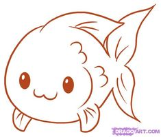 235x199 How To Draw A Simple Fish Draw It Up!! Fish