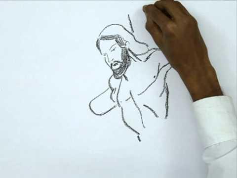 480x360 How To Draw A Jesus Crucifixion