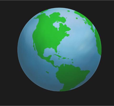 478x446 Earth Drawing (Cartoon Painting)