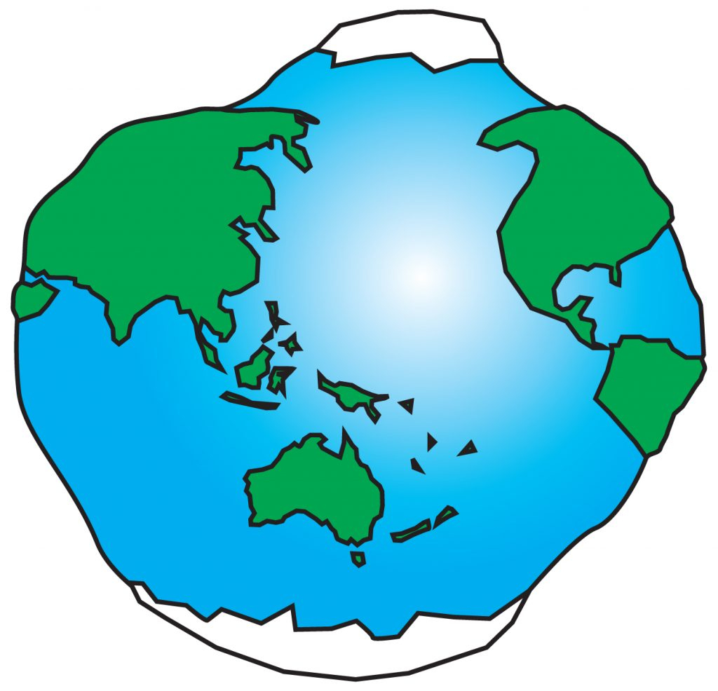 1024x986 Simple Drawing Of Earth Simple Earth Drawing The Earth's True