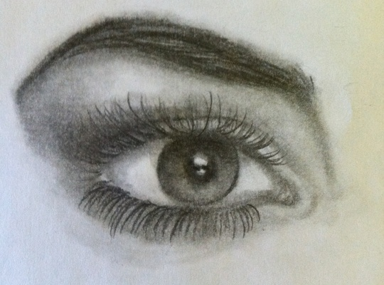 540x400 how to draw eyes