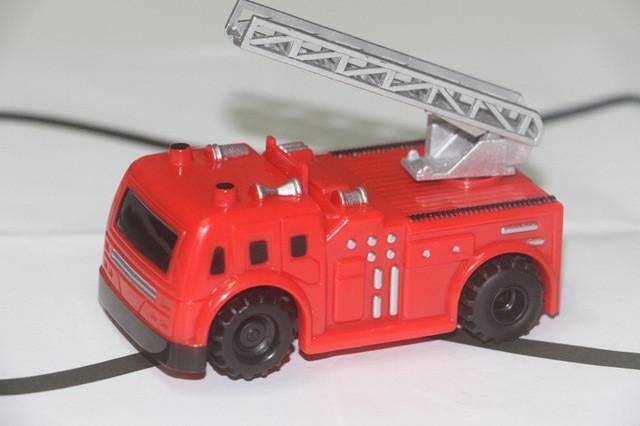 640x426 Magic Pen Inductive Train, Car, Tank, Fire Engine, Or Digger
