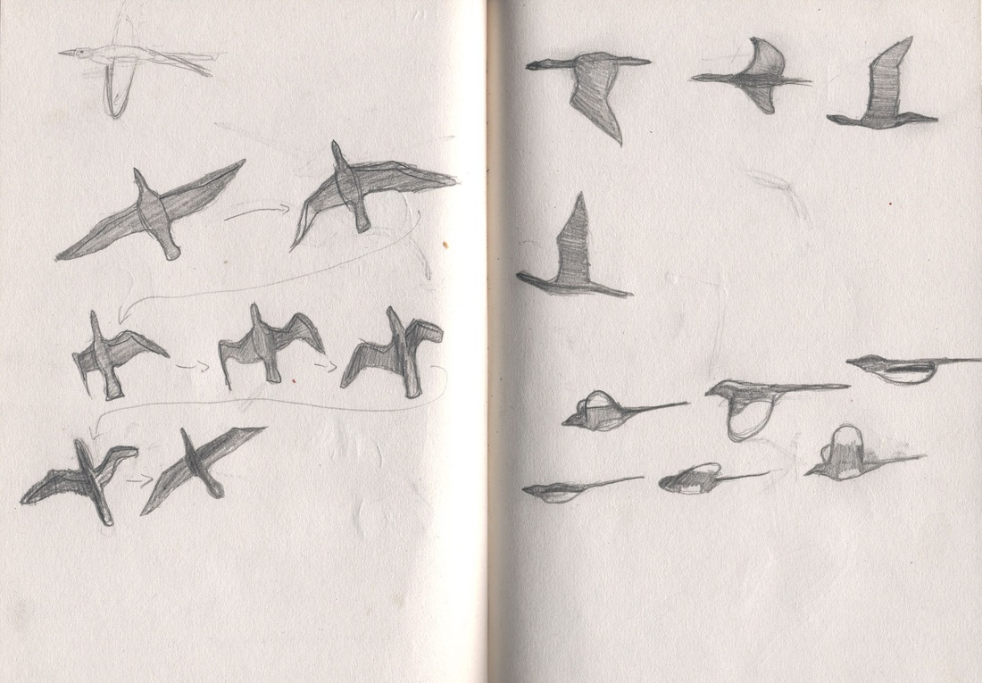 Simple Flying Bird Drawing At Getdrawings Com Free For Personal