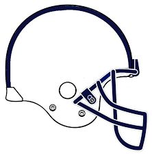 222x227 Image Result For Cartoon Football Helmets Student Council