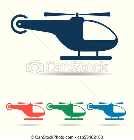 450x470 Helicopter Icon
