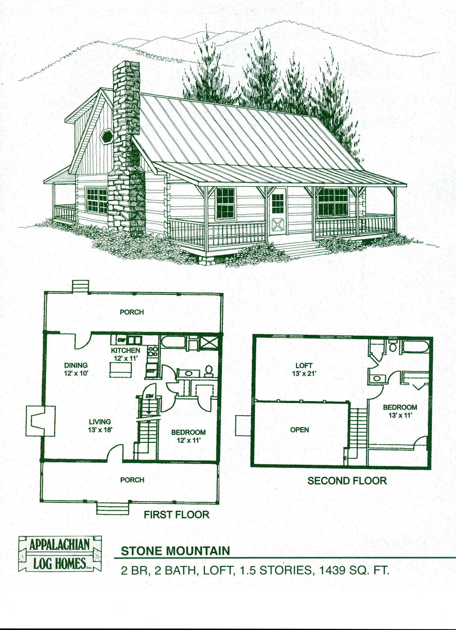 Simple log home floor plans gurus floor for Basic log cabin plans