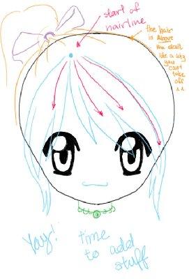 Simple Manga Drawing At Getdrawingscom Free For Personal