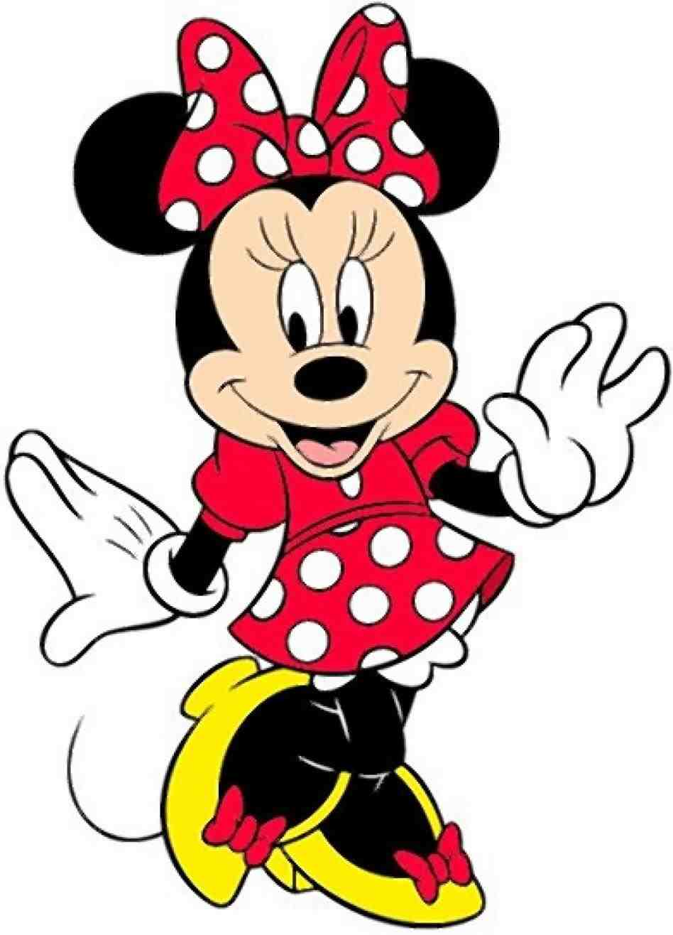 948x1316 The Images Collection Of Minnie Simple Mickey Mouse Drawing Ideas