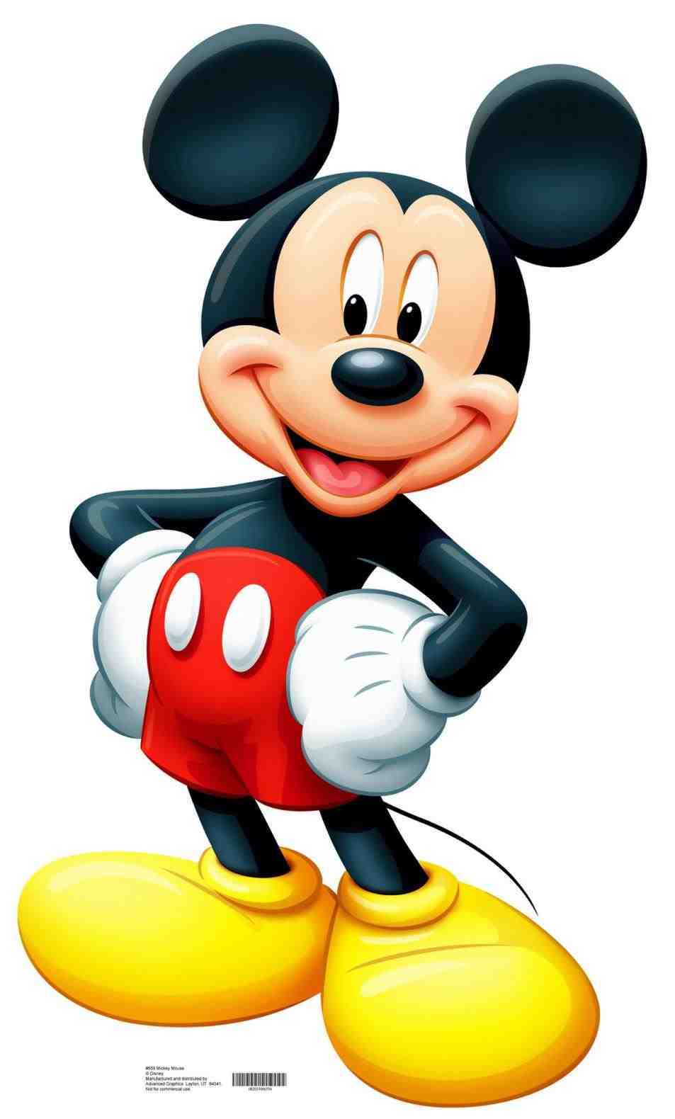 953x1580 The Images Collection Of Speed Simple Mickey Mouse Drawing Gamgsta
