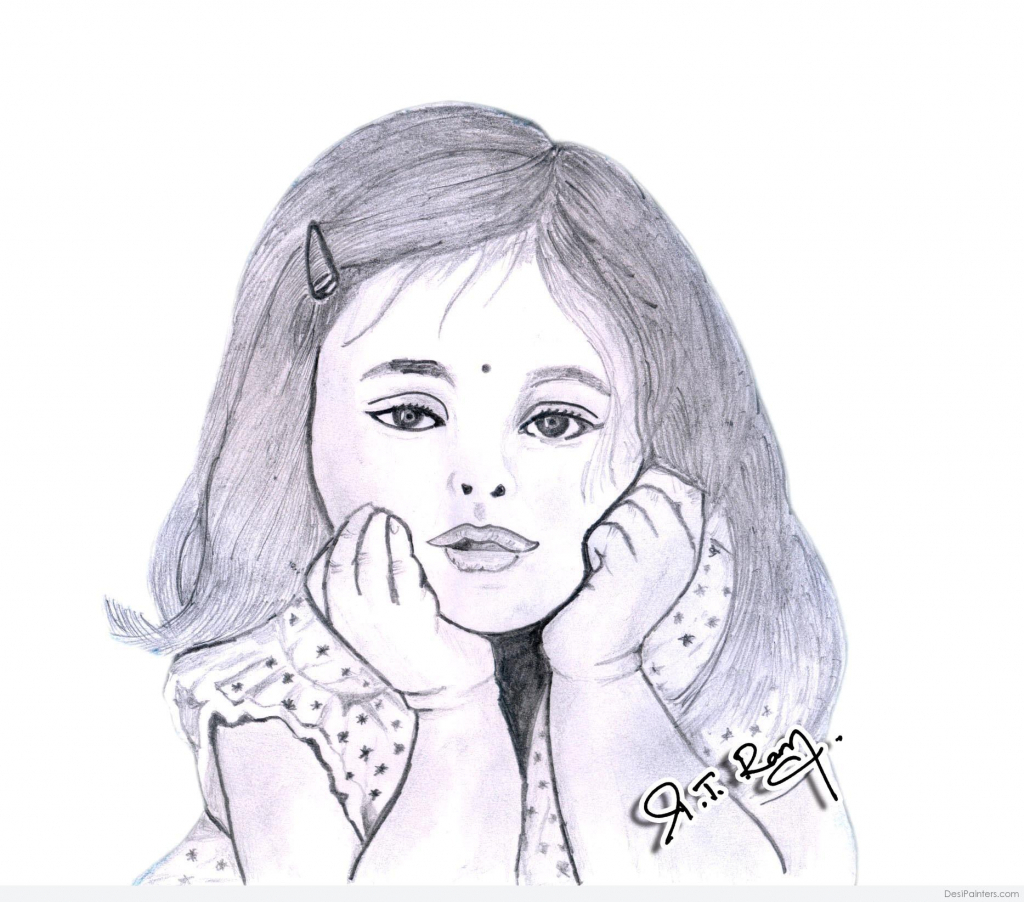 1024x902 girl simple pencil sketch cute girls pencil drawing pencil draw