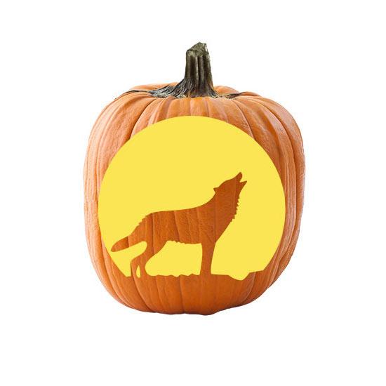 550x550 Pumpkin Stencils For Halloween