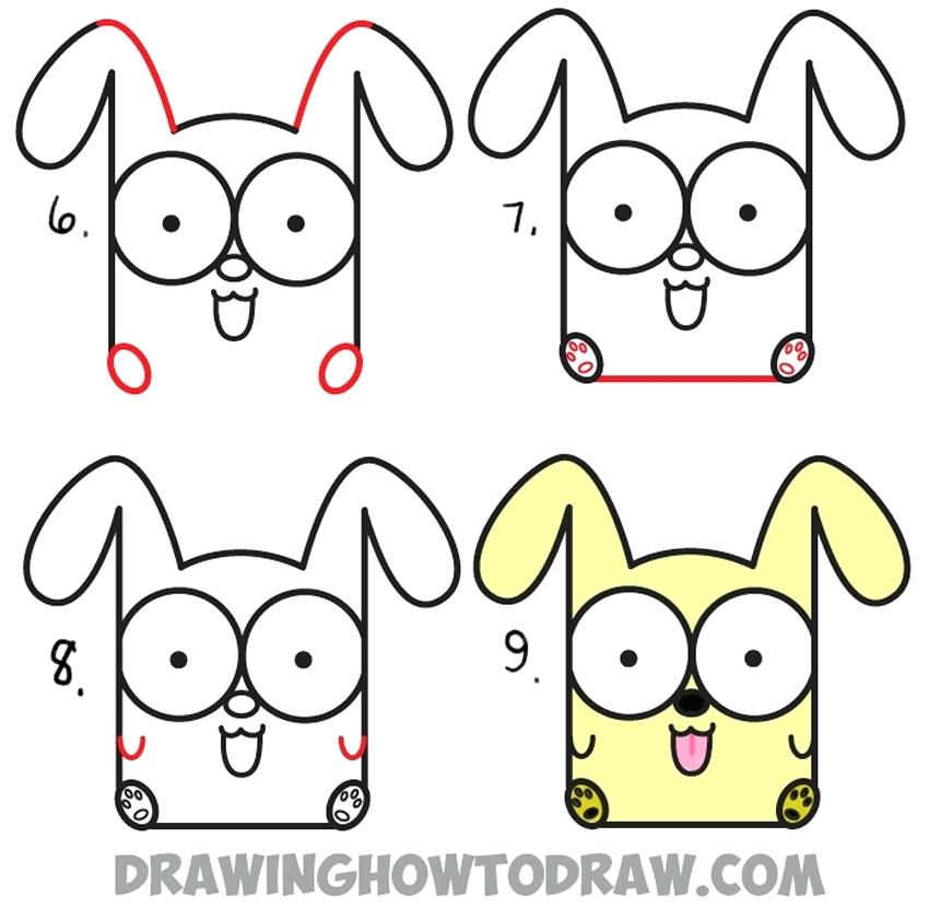 850x840 Puppy Drawing Draw Puppy Dog Puppy Face Easy Drawing