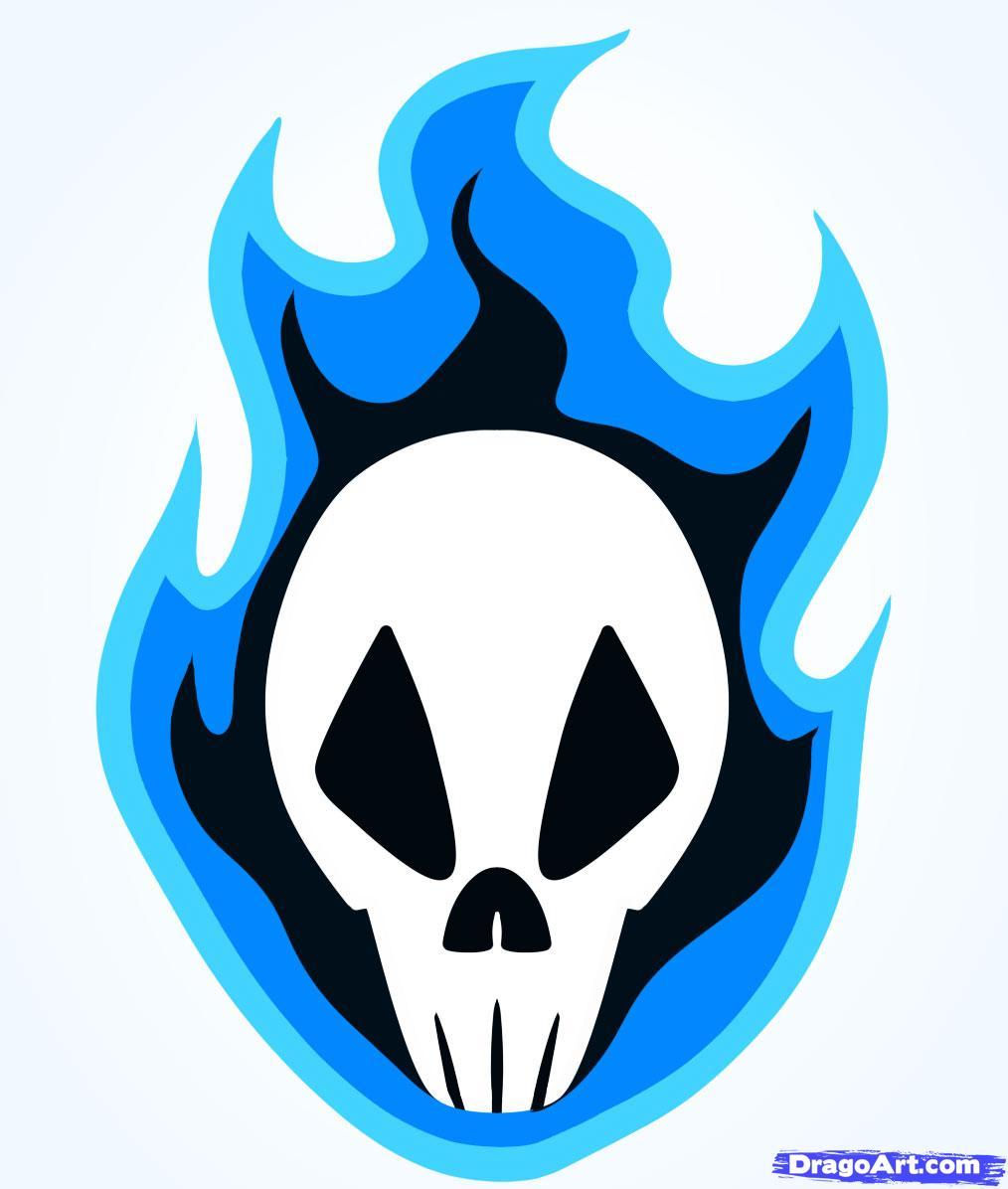 1014x1196 Easy Drawings Of Skulls Group