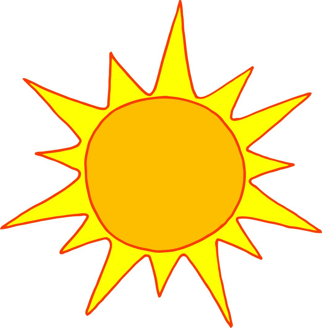 Simple Sun Drawing at GetDrawings.com | Free for personal ...