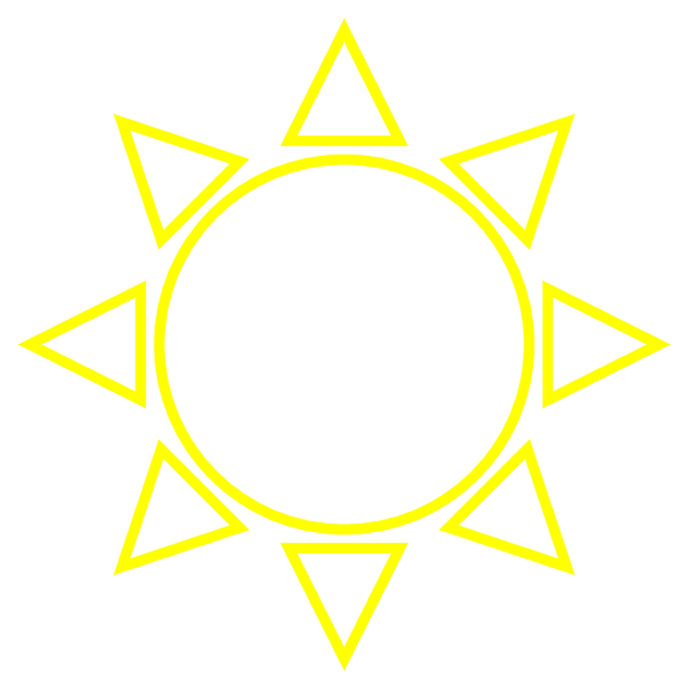 633x633 Simple Sun Drawing Free Download Clip Art