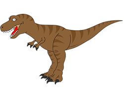 Simple T Rex Drawing at GetDrawings.com   Free for ...