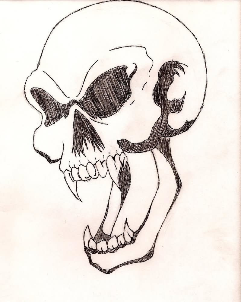 Easy Tattoo Outline Designs