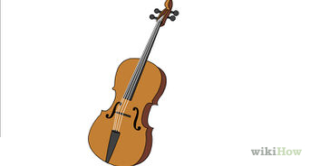 342x184 How To Draw A Violin 15 Steps (With Pictures)