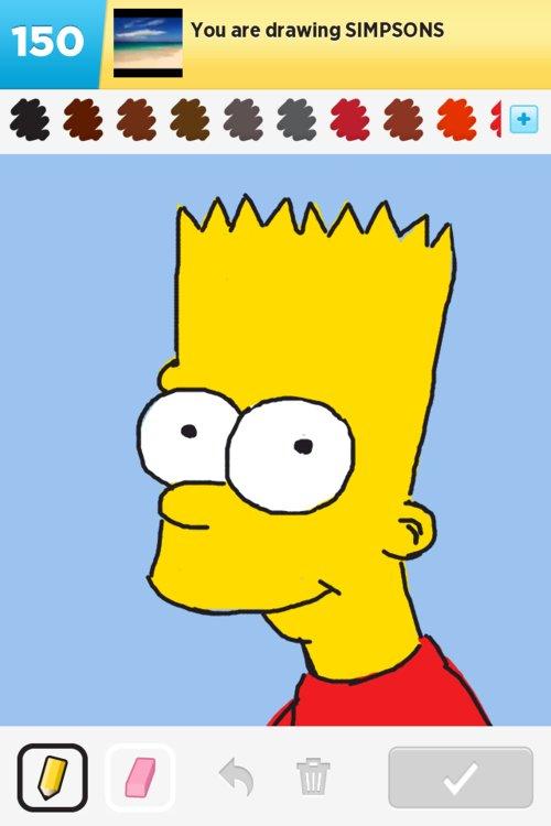 500x750 Simpsons Drawings