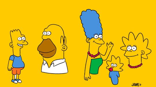540x304 Draw The Simpsons Tumblr