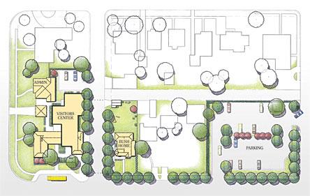 444x281 George W. Bush Childhood Home