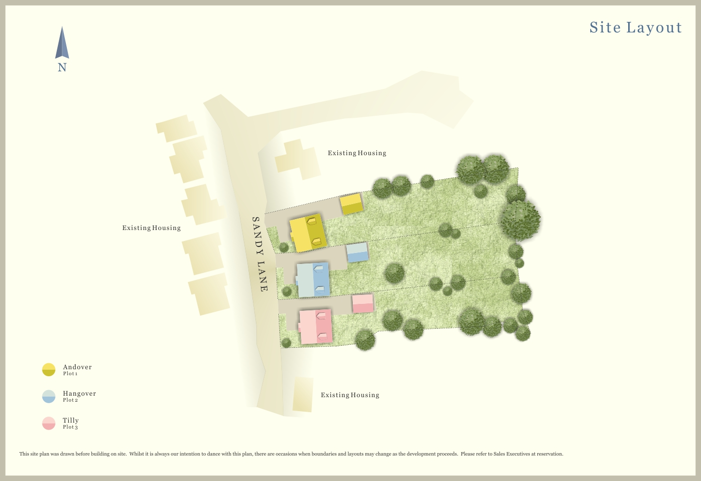 Site Drawing at GetDrawings – Site Plan Example