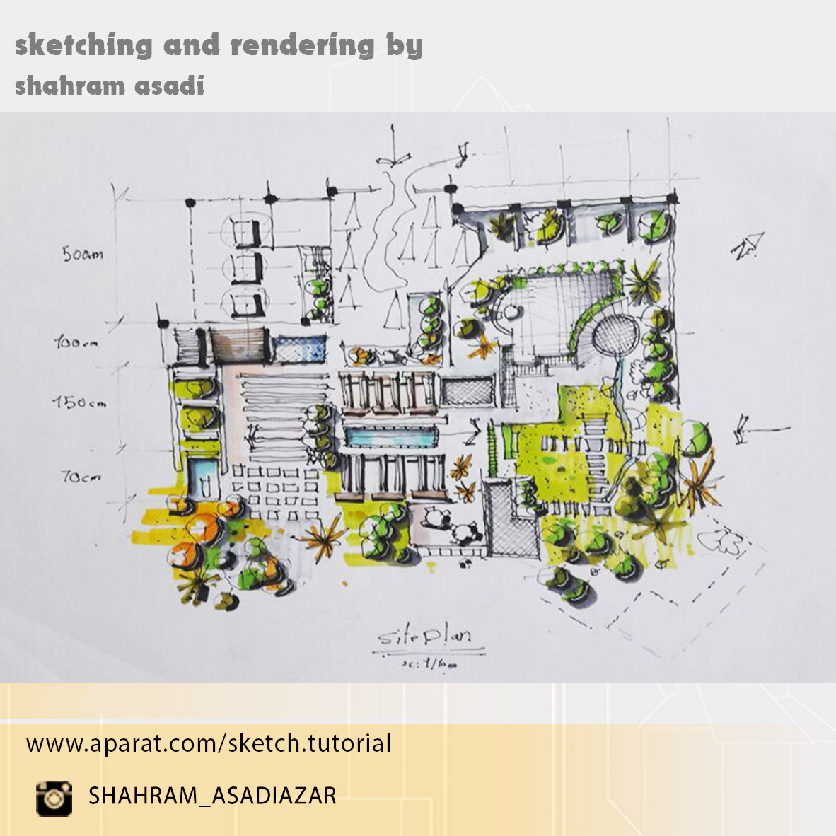 1182x1182 Site Plan Sketch Sketch Site Plans