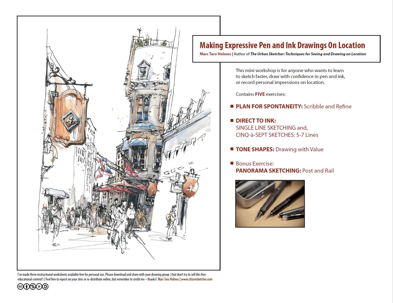 1659x1278 Free Downloads Citizen Sketcher