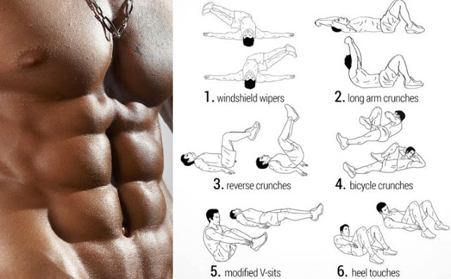 640x396 Build Your With A Five Minute Abs Routine
