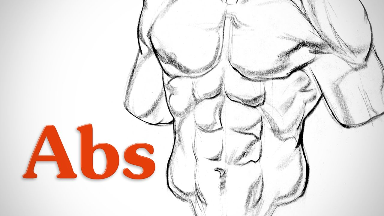 1280x720 How To Draw Abs