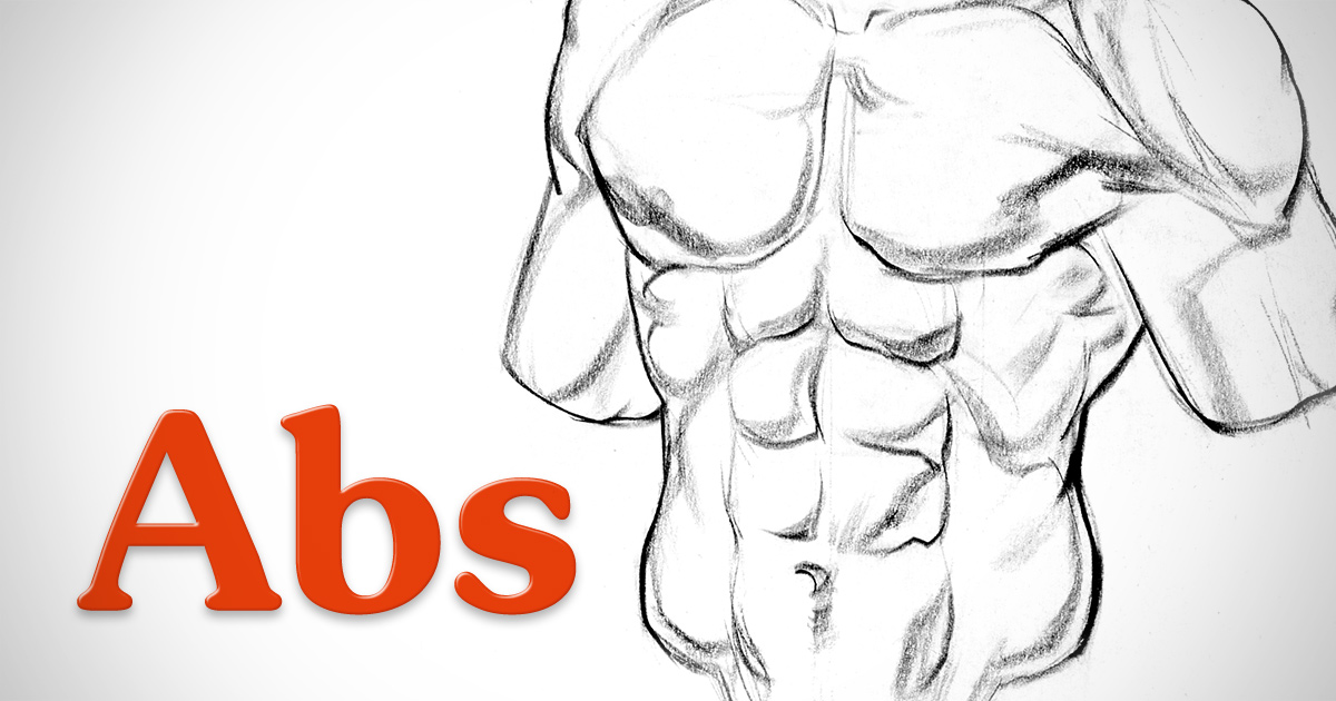 1200x630 How To Draw Abs