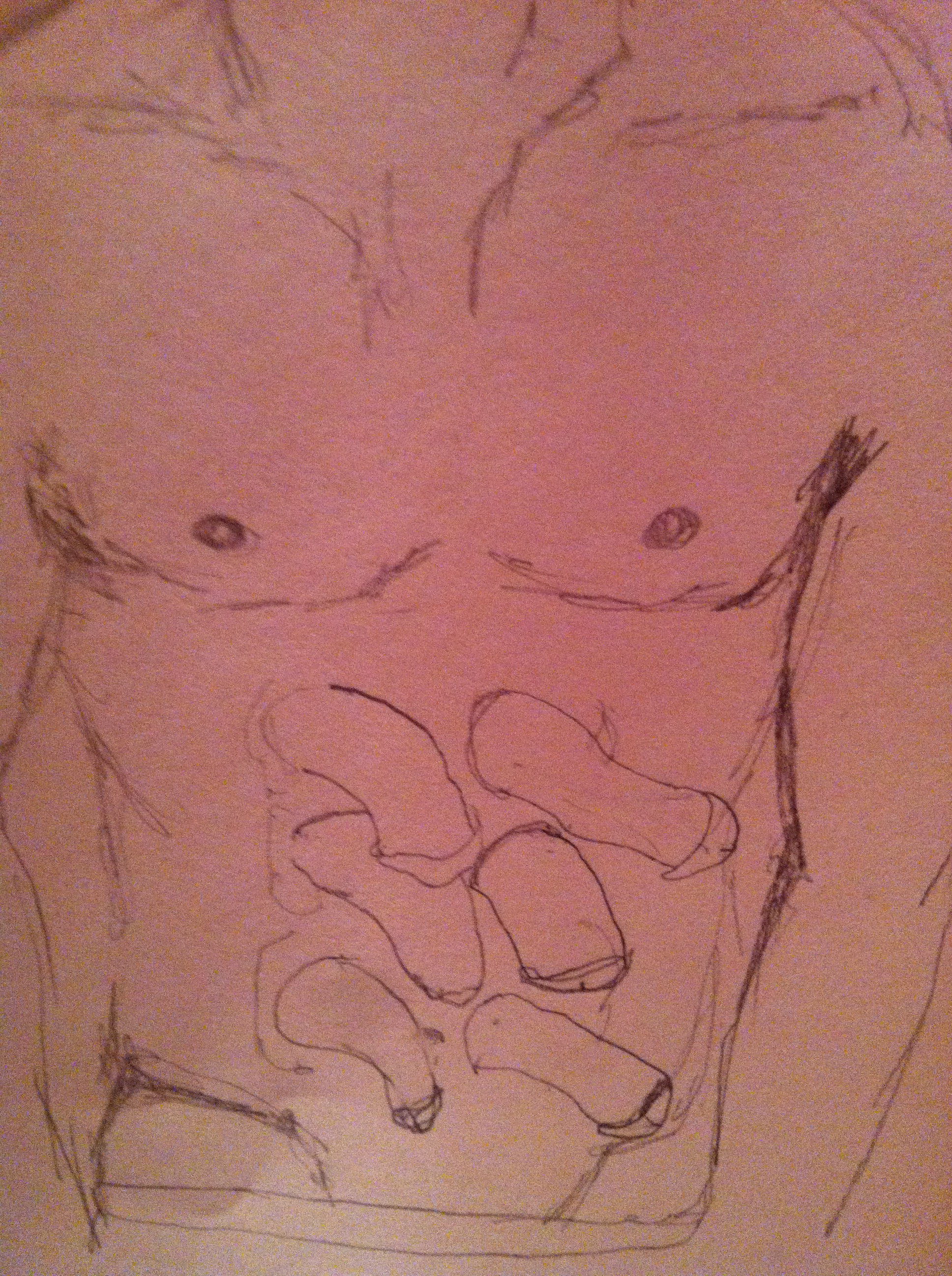 1936x2592 Six Pack Daily Dirty Drawing