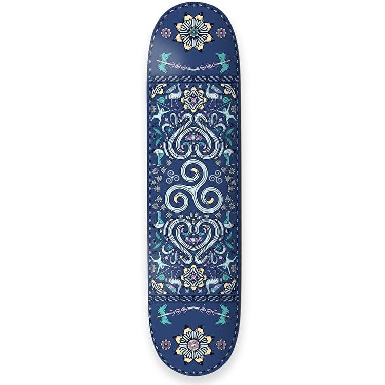 750x750 Drawing Boards Positive Symbols Skateboard Deck