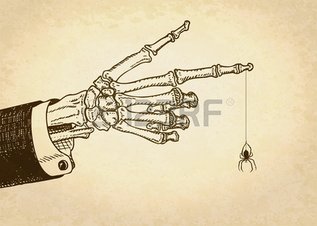 450x321 Skeleton Hand Stock Photos. Royalty Free Business Images
