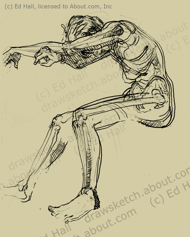 640x799 Drawing Parts Of The Human Body Figure Drawings, Figure Drawing