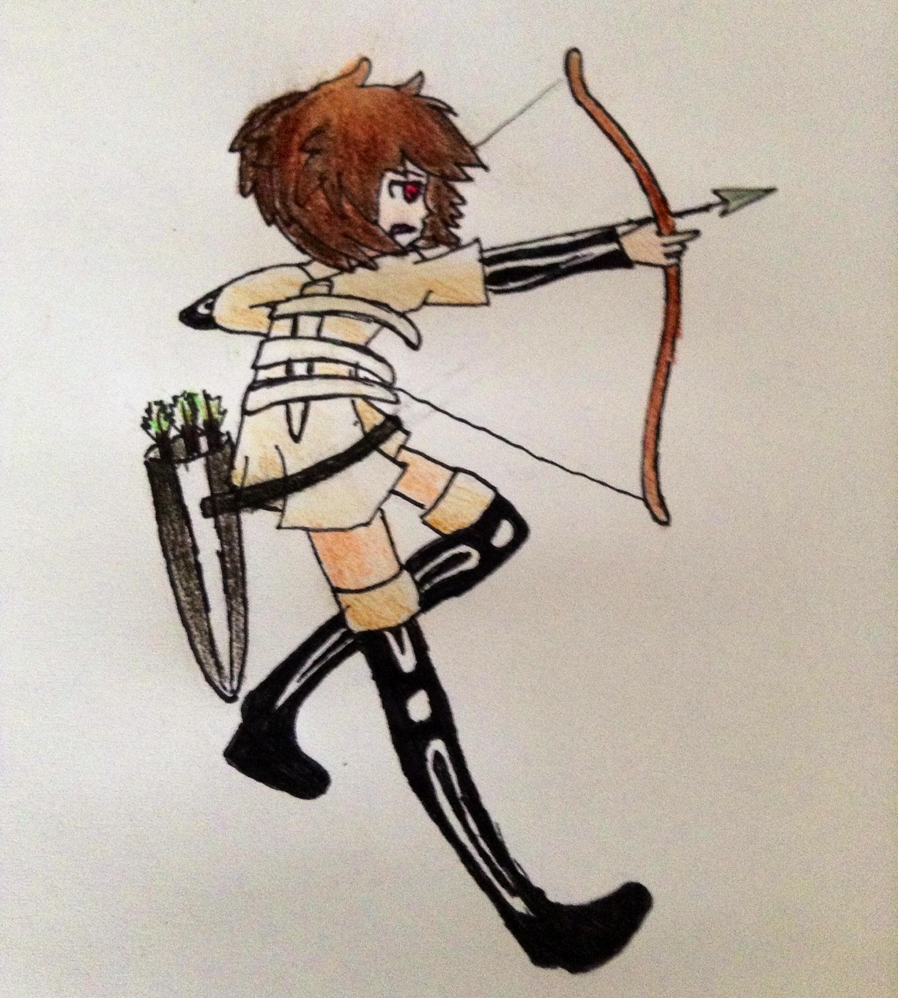 1841x2046 Anime Skeleton Girl Drawing