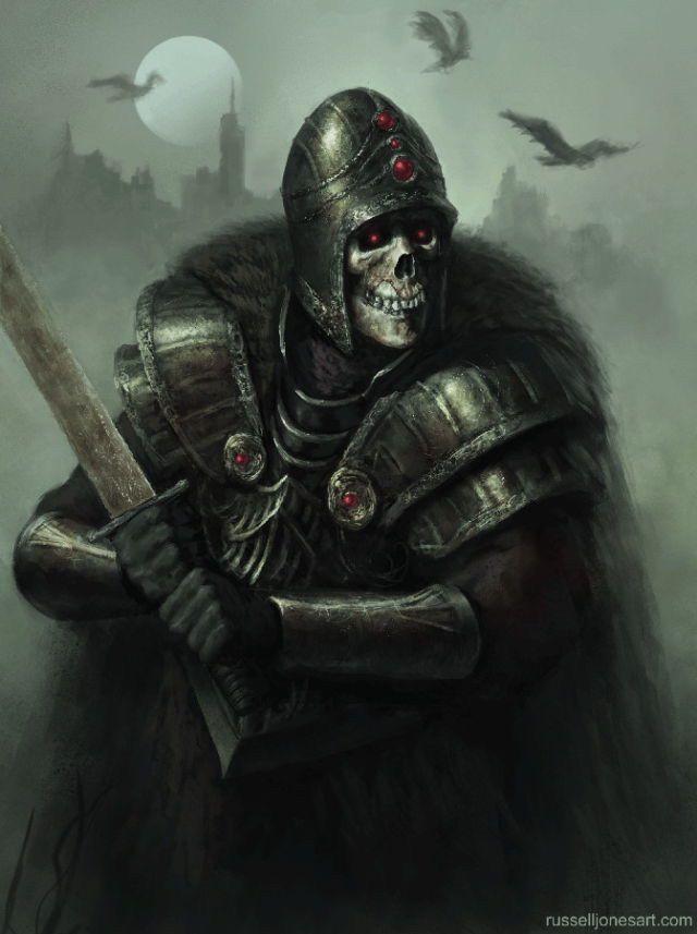 640x857 Resultado De Imagem Para Zumbis Undead Skeleton Warriors Art