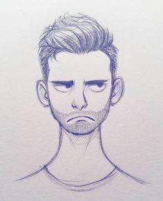 236x291 Cameron Mark (@cameronmarkart) On Instagram Sketch