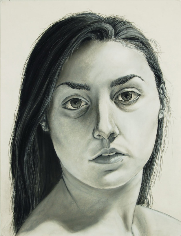 625x812 Tips For Drawing Self Portraits